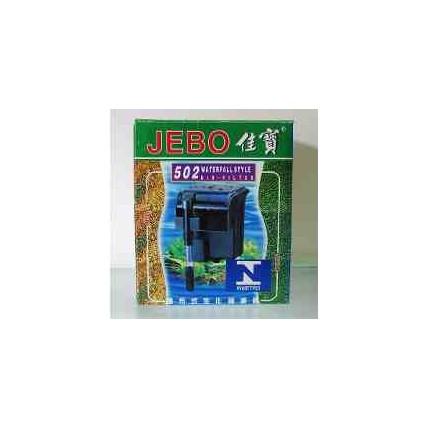 Bomba c/filtro externo 502 5W 450L/h 220v Jebo