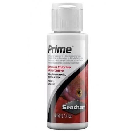 SEACHEM Condicionador Prime 50ml