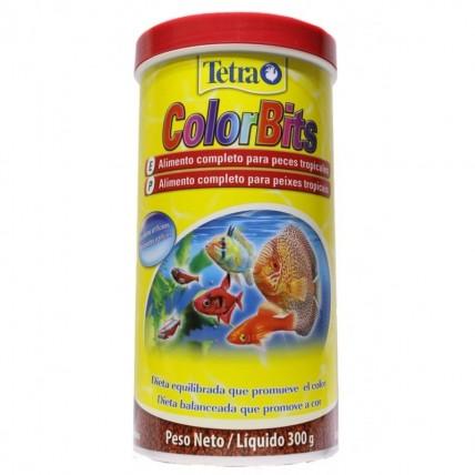 Ração Tetra ColorBits Grunules 300g