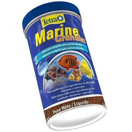 Ração Tetra marine Granules...