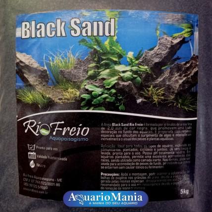 RIO FREIO Cascalho Black...