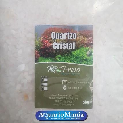 RIO FREIO Cascalho Quartzo...