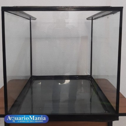 Aquário Cubo 50x50x50 - 125...