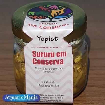Yepist Sururu em conserva 15g