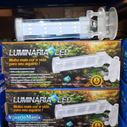 Wfish Luminária de LED...